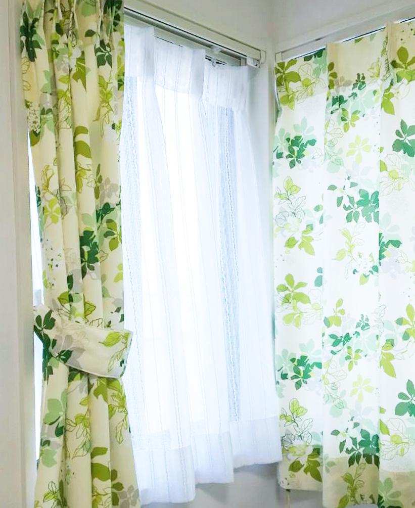 どんなカーテンにする?悩んでしまうときにこそ知りたいカーテンコーディネート4つのポイント!