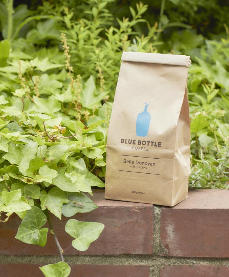 【第1回 】おいしいコーヒーがある暮らし「おすすめコーヒー豆」~ブルーボトルコーヒー ベラ・ドノヴァン~