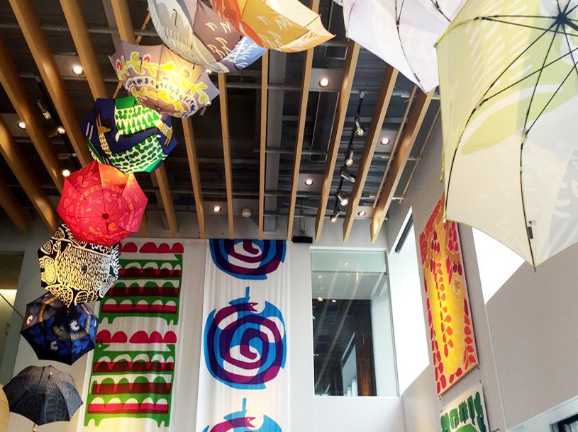 日本を代表するテキスタイルデザイナー【鈴木マサルのテキスタイル】<br/>展覧会に行ってきました!