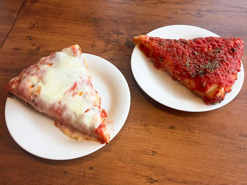 イタリアで大人気のピッツァ!〝Spontini″(スポンティー二)カスケード原宿店食レポ!