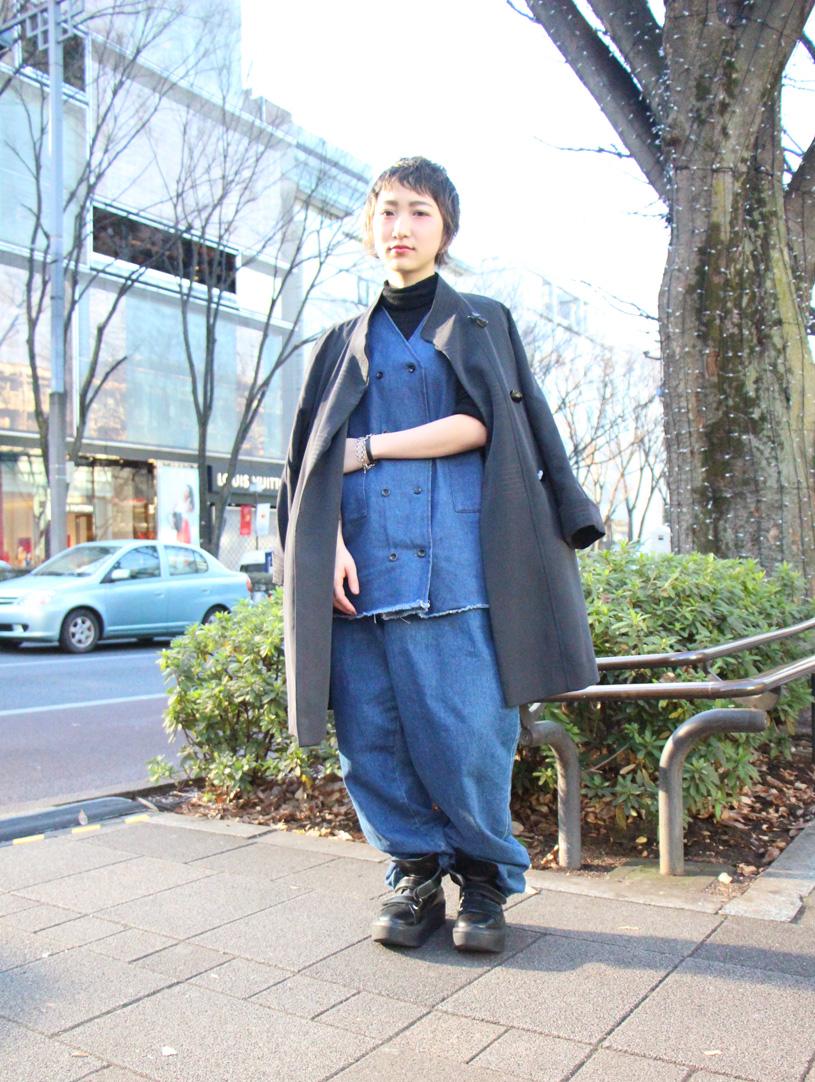 【第12回】表参道ストリートスナップ!ファッションは回る?90年代に流行した「アムラー」が再ブーム!