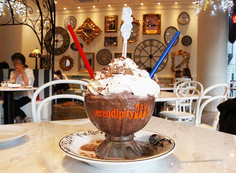 今年8月に日本上陸!海外セレブも愛したNY発の伝説のカフェ『Serendipity 3』(セレンディピティ スリー)