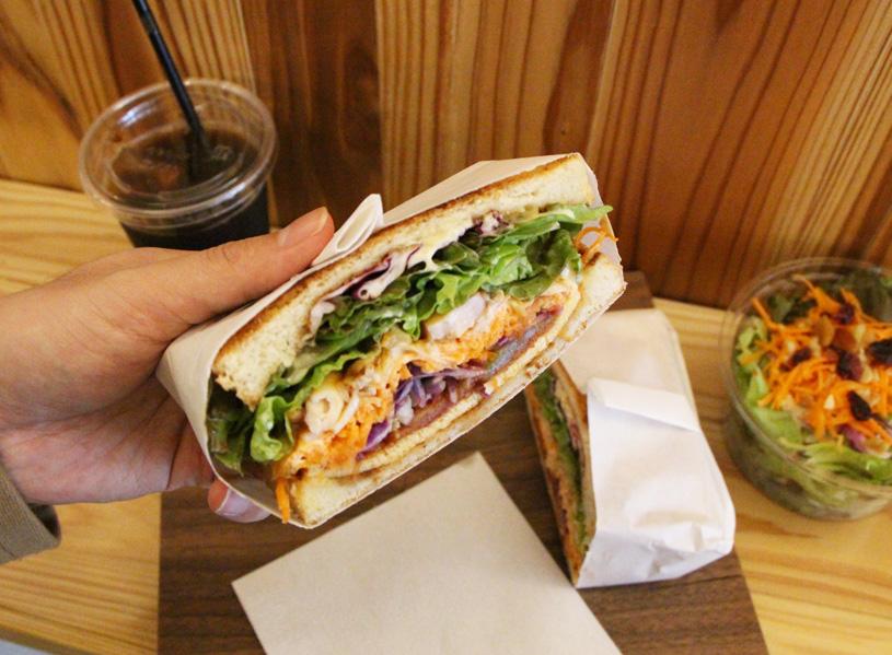 """40年前の""""伝説の味""""が復活!メディアで紹介され話題のサンドイッチ専門店「トーストサンドイッチバンブー」"""