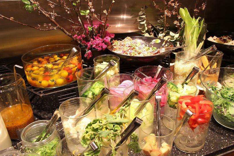 表参道ヒルズで食べて美しく!ナチュラル&オーガニックカフェレストラン「コスメキッチンアダプテーション」