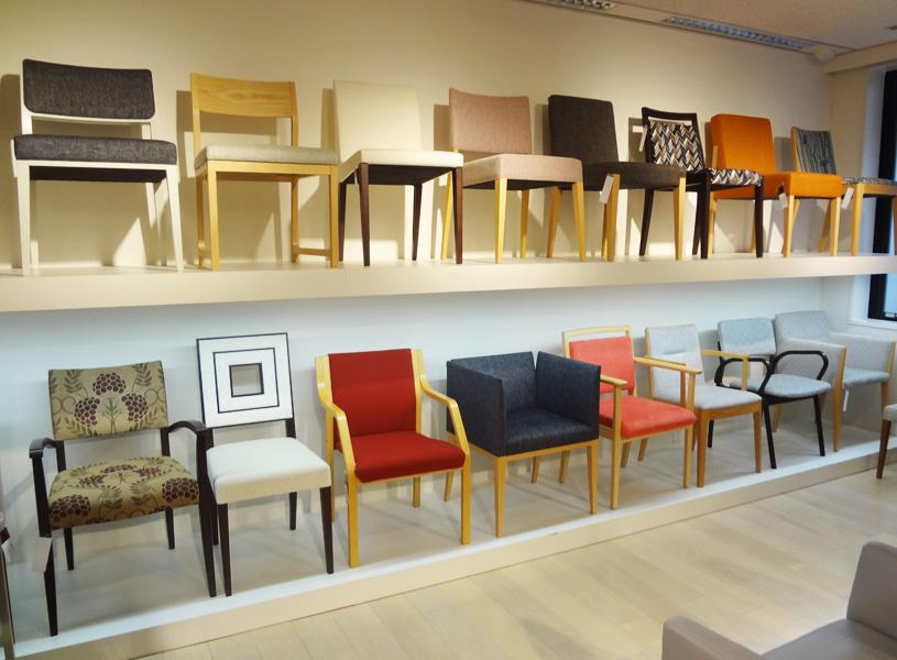 【第13回】青山インテリアショップ紹介!椅子の美術館!『AIDEC(アイデック)東京ショールーム』