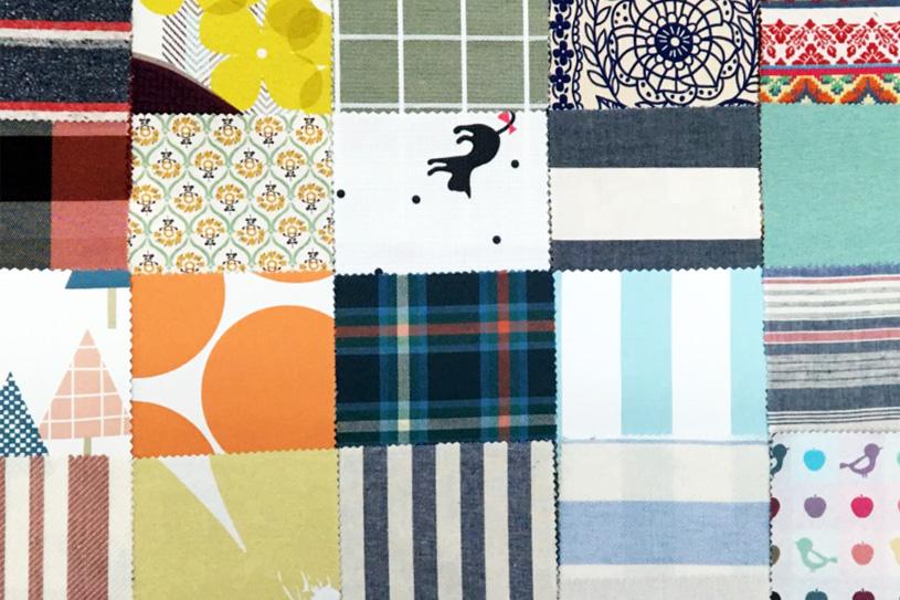 カーテン1つで、お部屋の印象がガラッと変わる! 上手なカーテンの柄の選び方