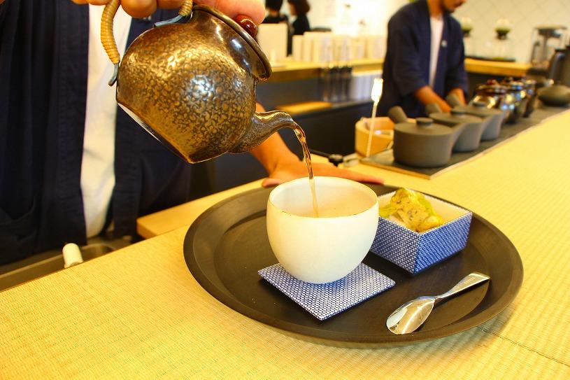 1888年創業!100年以上の歴史あるお茶を使用した、癒しの空間が裏参道に登場!「カネ十農園 表参道」
