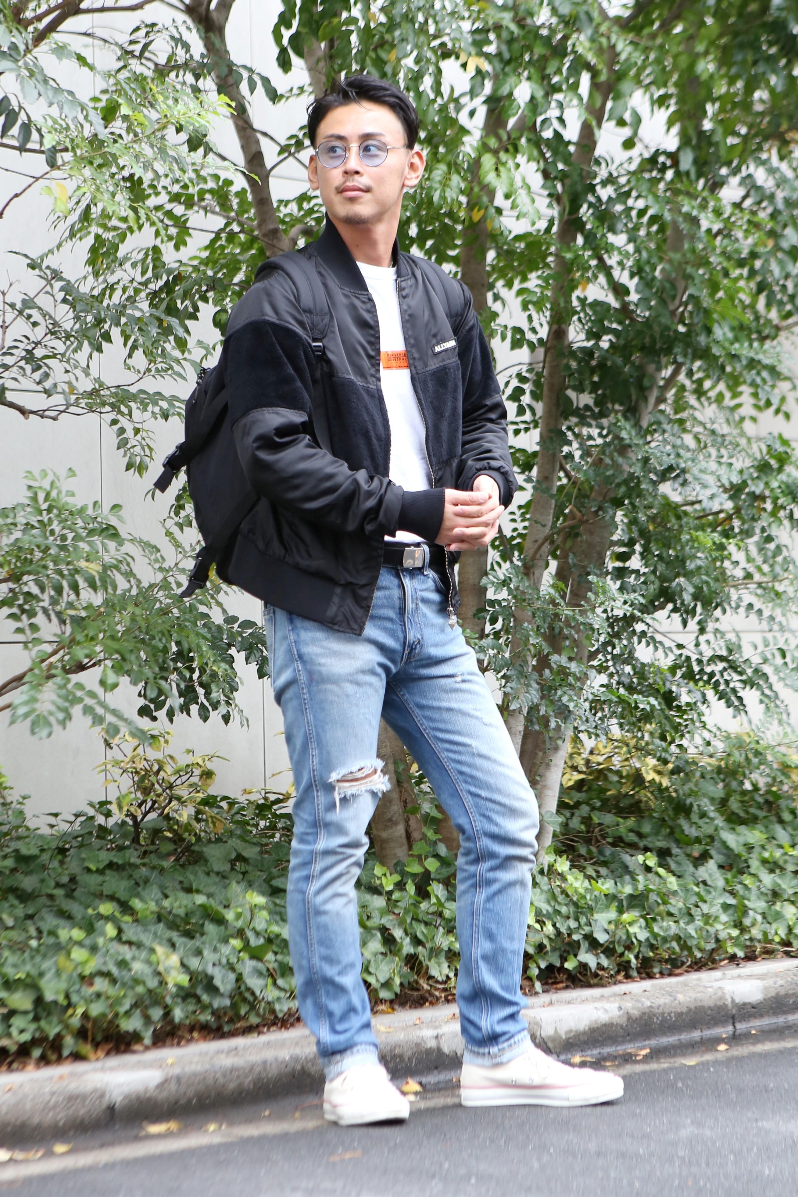 【第28回】表参道ストリートスナップ!男もオシャレを楽しんで!2018年A/W メンズのトレンドスタイルはこれだ!