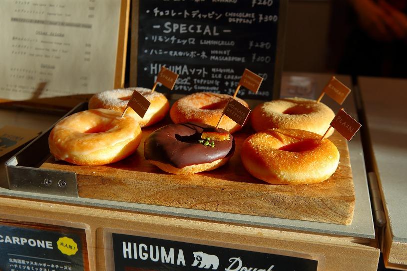 【表参道】「HIGUMA Doughnuts × Coffee Wrights」揚げたて!挽きたて!究極のドーナツ × コーヒーが登場!