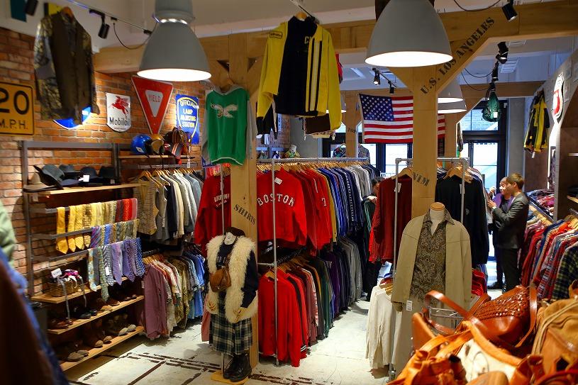 【原宿】アメリカ・ヨーロッパから仕入れている4,000点以上を扱うセレクト古着屋「西海岸 ANCHOR(アンカー)」