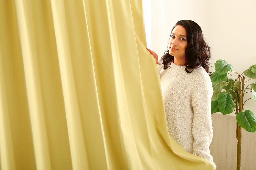 #1 HIDEKiSMのパーフェクトなカーテン!紹介しちゃうわよ♡【オニベジ×ブリリアント】