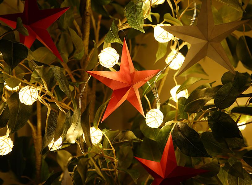【第2弾】カーテンに合う窓周りインテリア小物は?~今日から飾れる!可愛くておしゃれな小物をDIYしてみました!クリスマス編~